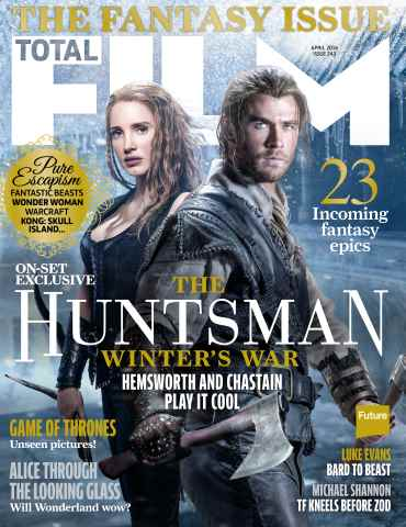 Total Film issue April 2016