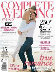 Complete Wedding Sydney issue Issue#40 2016