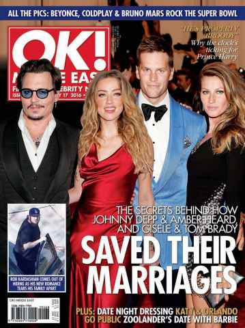OK! Middle East issue Feb 11 2016