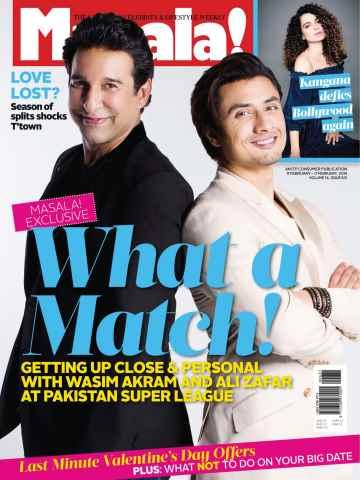 Masala issue 11/02/2016