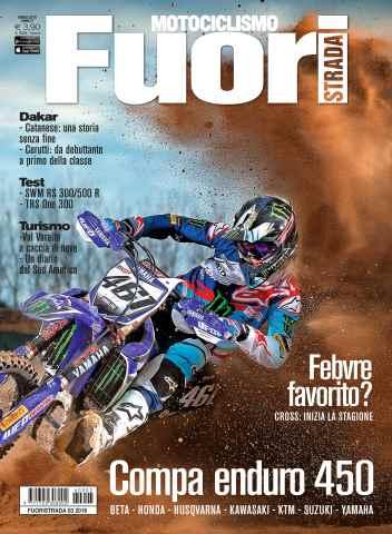 Motociclismo Fuoristrada issue Motociclismo Fuoristrada 3 2016
