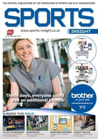 Sports Insight issue Feb-16