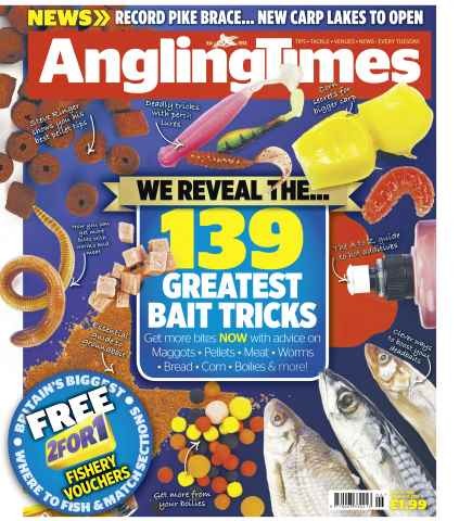 Angling Times issue 9th February 2016