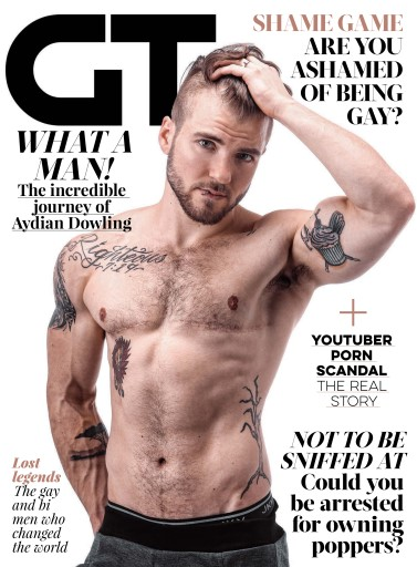 Gay Times issue March 2016