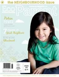 Ecoparent Magazine issue NEIGHBOURHOOD ISSUE