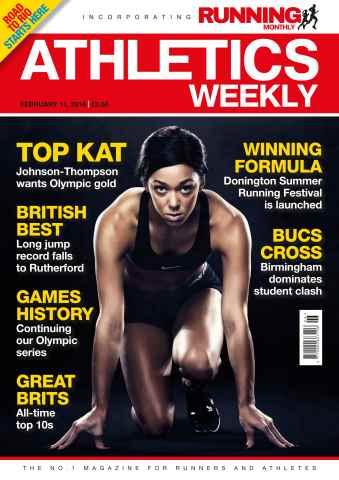 Athletics Weekly issue 11/02/2016