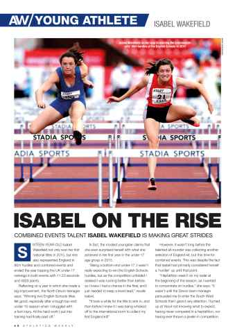Athletics Weekly Preview 46