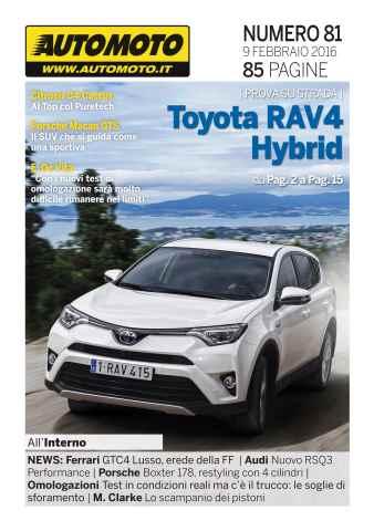 Automoto.it Magazine issue Automoto.it Magazine n. 81