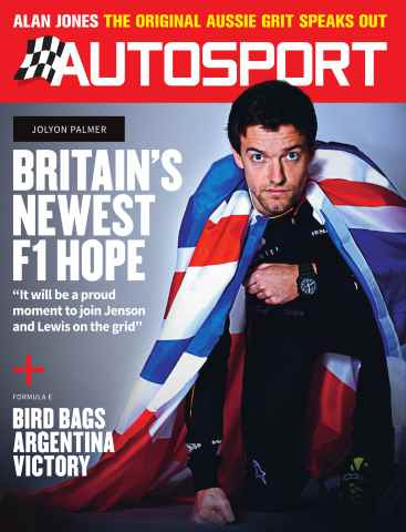 Autosport issue 11th February 2016