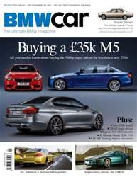 BMW Car issue March 2016
