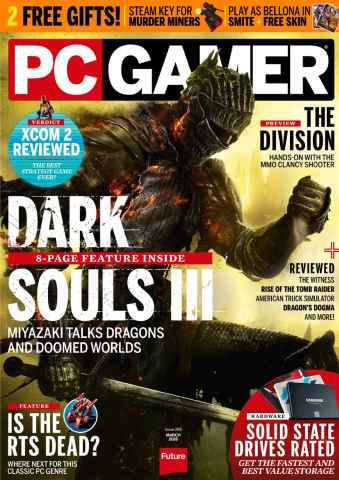 PC Gamer (UK Edition) issue March 2016