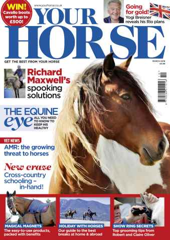 Your Horse issue March 2016