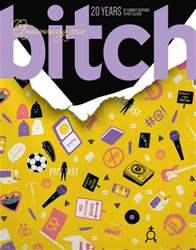 Bitch Magazine issue 20th Anniversary Issue