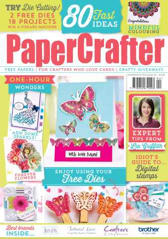 PaperCrafter issue No.92