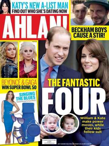 Ahlan Magazine issue Ahlan! 11th February