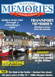 Scottish Memories issue March 2016