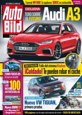 Auto Bild issue 500