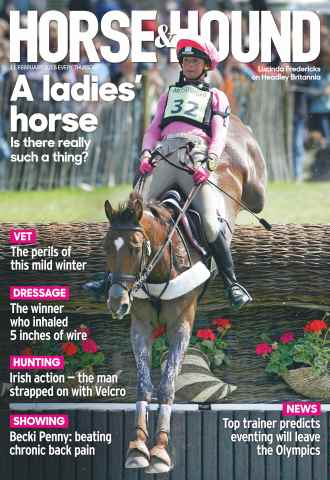 Horse & Hound issue 11 February 2016