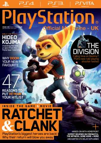 Playstation Official Magazine (UK Edition) issue March 2016
