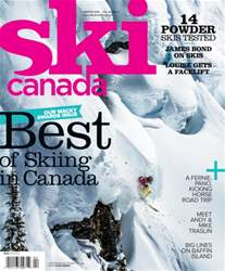 Ski Canada issue Winter 2016