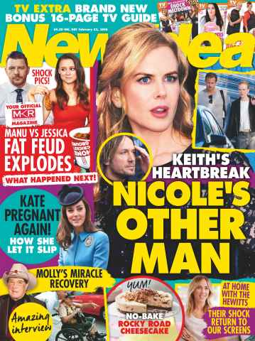 New Idea issue 22nd February 2016