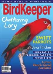 BirdKeeper Vol 29 Iss 1 issue BirdKeeper Vol 29 Iss 1