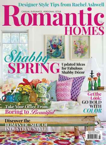 Romantic Homes issue March 2016