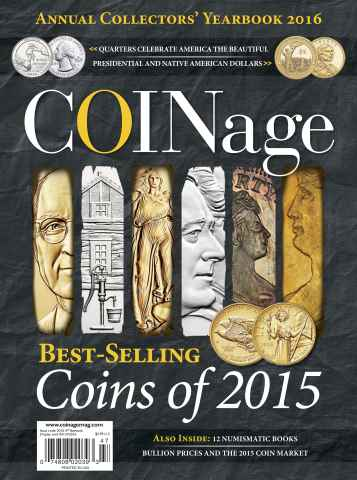COINage issue Coinage Yearbook 2016