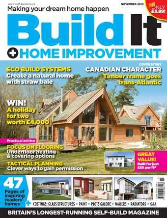 Build It issue Nov 2010