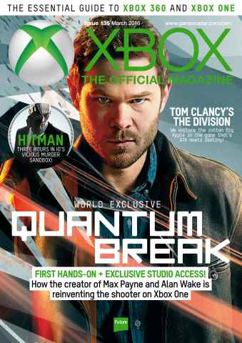 Official Xbox Magazine (UK Edition) issue March 2016