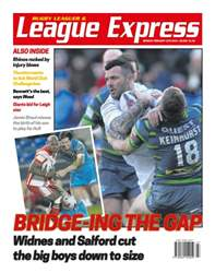League Express issue 3006