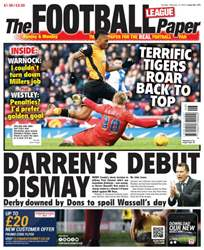 The Football League Paper issue 14th February 2016