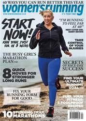 Women's Running issue April 2016