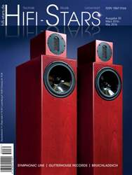 HiFi Stars Magazin issue Ausgabe 30