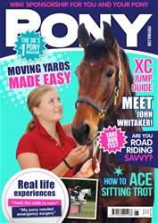 Pony Magazine issue  PONY Magazine – Spring 2016