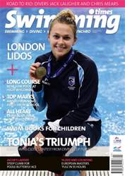 Swimming Times issue March 16