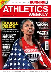 Athletics Weekly issue 18/02/2016