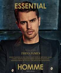 Essential Homme issue February-March 2016