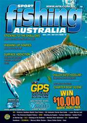 Sports Fishing Australia issue Mar-May SF73