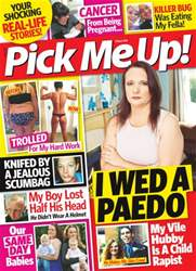 Pick Me Up issue 3rd March 2016