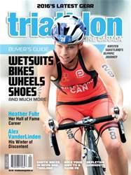 Triathlon Magazine Canada issue Volume 11 issue 2