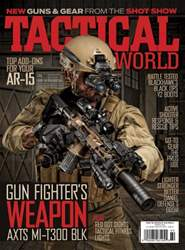 Tactical World issue Spring 2016