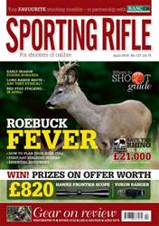 Sporting Rifle issue Sporting Rifle April 2016