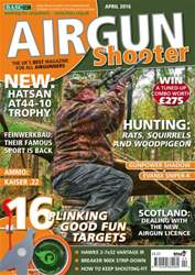 Airgun Shooter issue April 2016 - issue 080