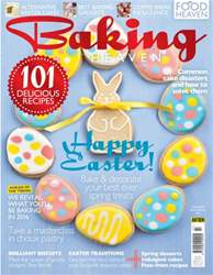 Baking Heaven issue Spring 2016