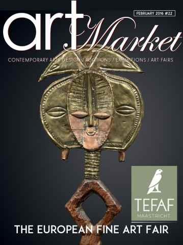 Art Market Magazine issue #22 February 2016