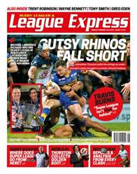 League Express issue 3007