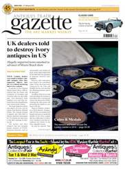 Antiques Trade Gazette issue 2230