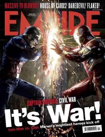Empire issue April 2016