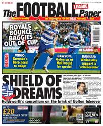 The Football League Paper issue 21st February 2016